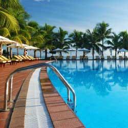 Beach Resort Pool Photo